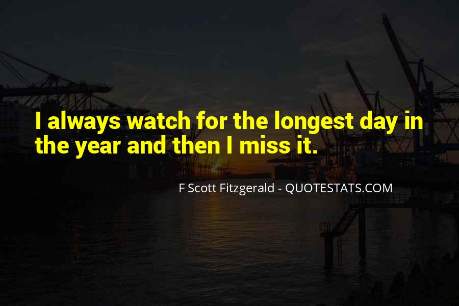 I Will Always Miss You Quotes #305559