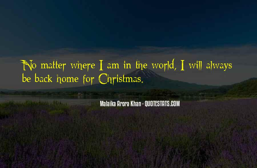 I Will Back Quotes #84088