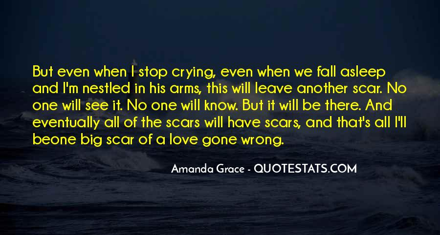 I Will Be There Love Quotes #555246