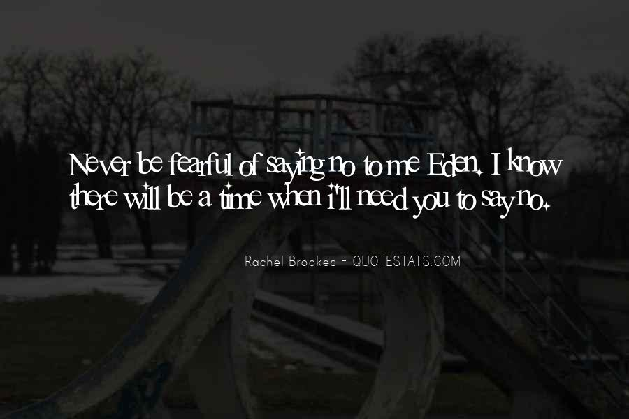 I Will Be There Love Quotes #632351