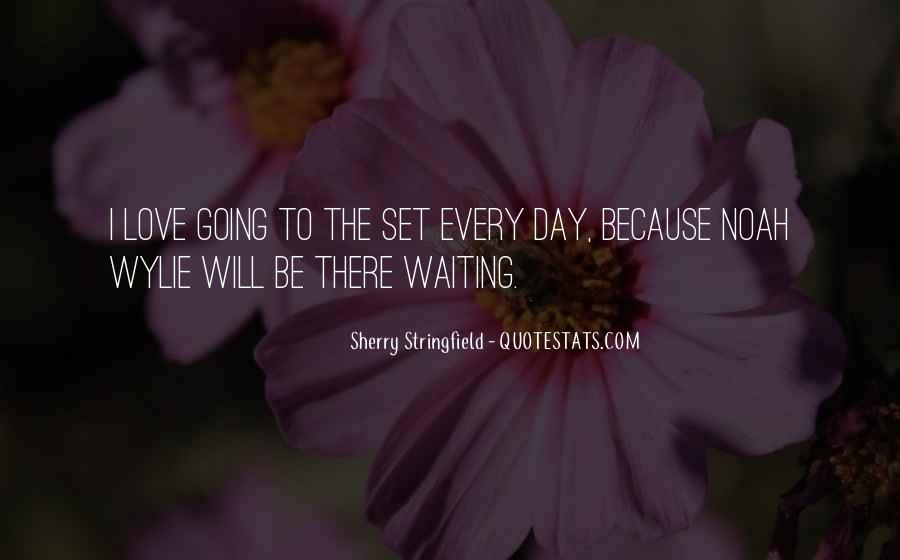 I Will Be There Love Quotes #795275