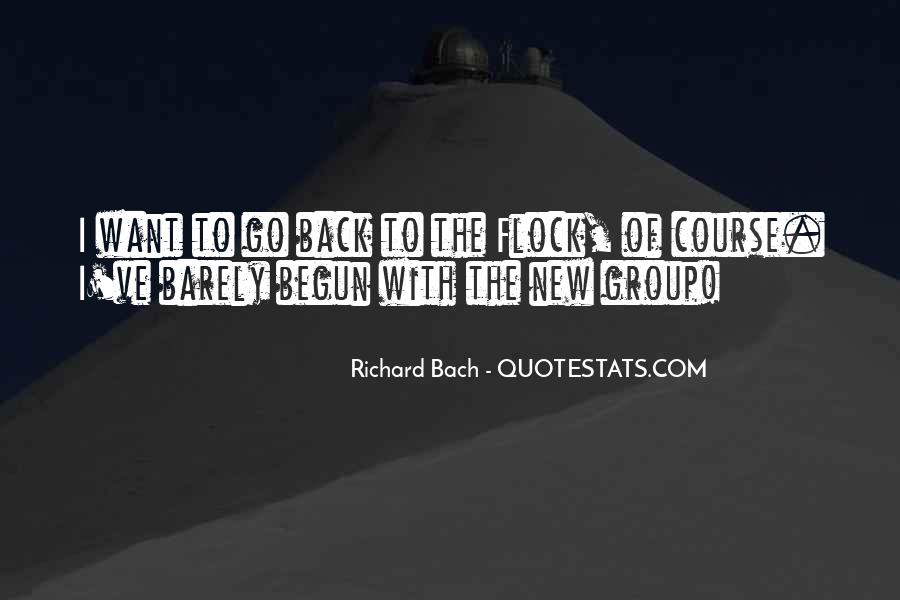 I Will Come Back Again Quotes #4790