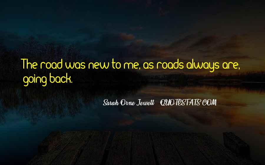 I Will Come Back Again Quotes #4917