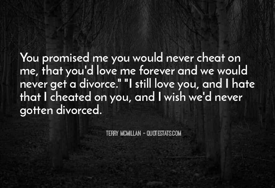 I Will Love Him Forever Quotes #13146