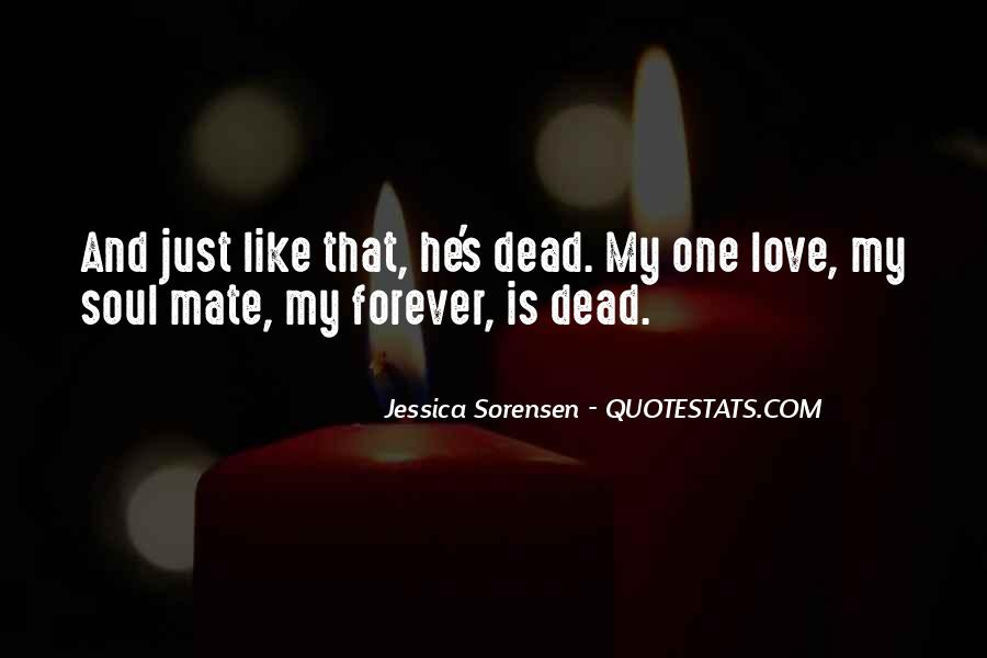 I Will Love Him Forever Quotes #18910