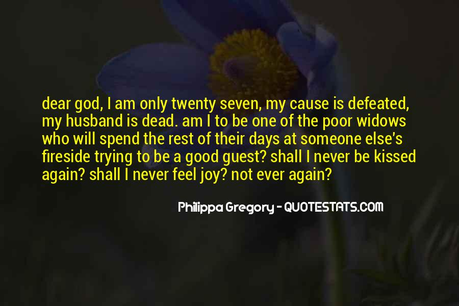 I Will Never Be Defeated Quotes #1512108