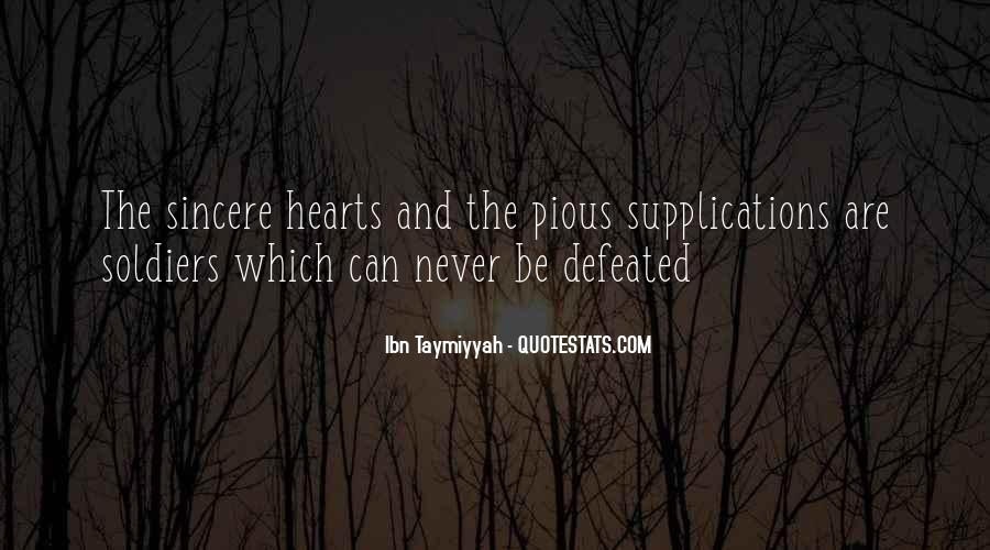 I Will Never Be Defeated Quotes #418289