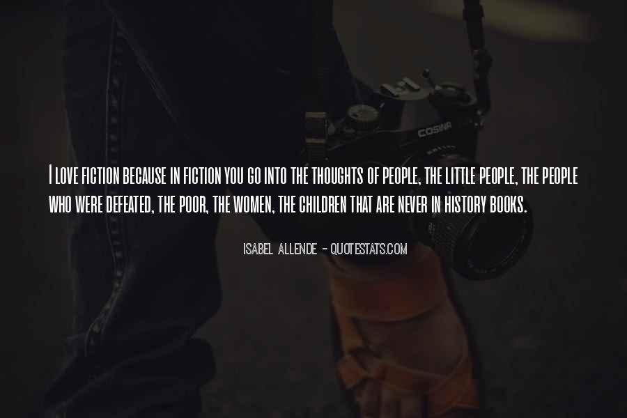I Will Never Be Defeated Quotes #440325