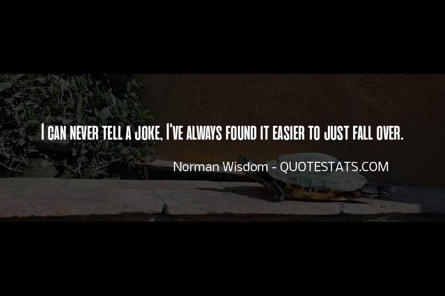 I Will Never Let You Fall Quotes #36550
