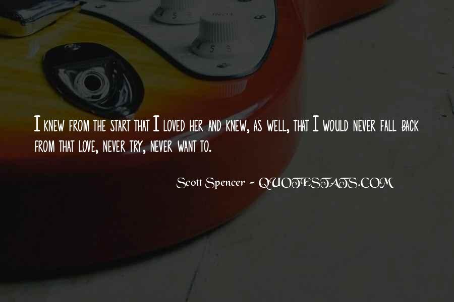 I Will Never Let You Fall Quotes #59748