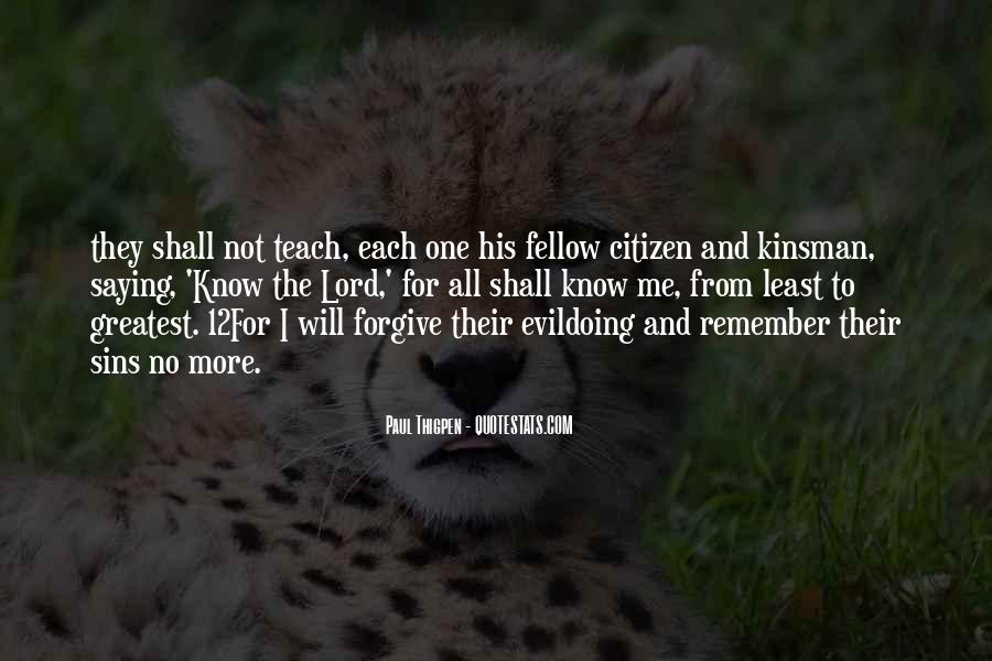 I Will Not Forgive Quotes #749414