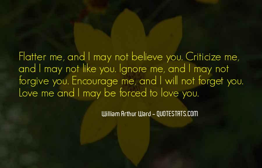 I Will Not Forgive Quotes #908735
