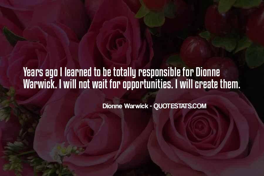 I Will Not Wait Quotes #204744