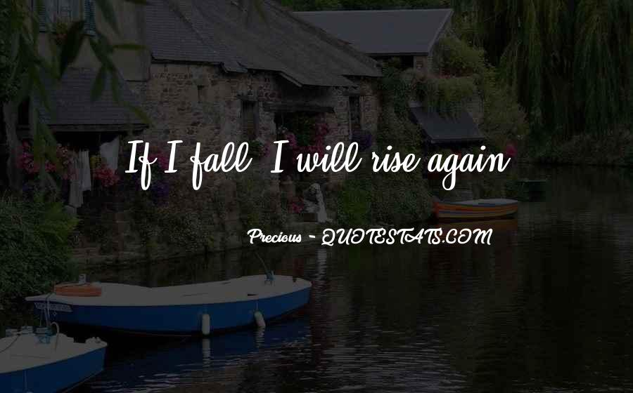 I Will Rise Again Quotes #1737000