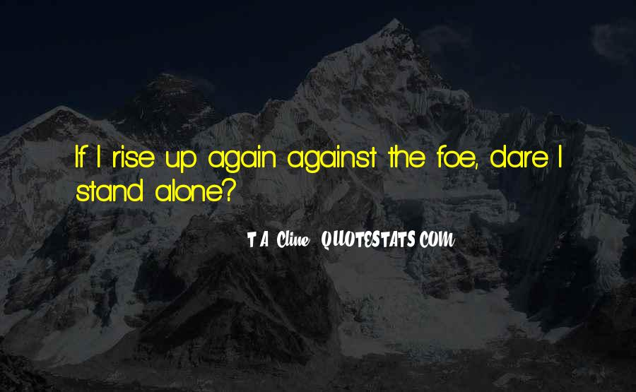 I Will Rise Again Quotes #375899