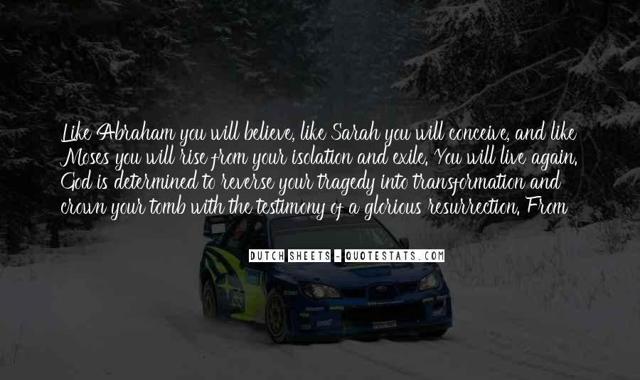 I Will Rise Again Quotes #431040