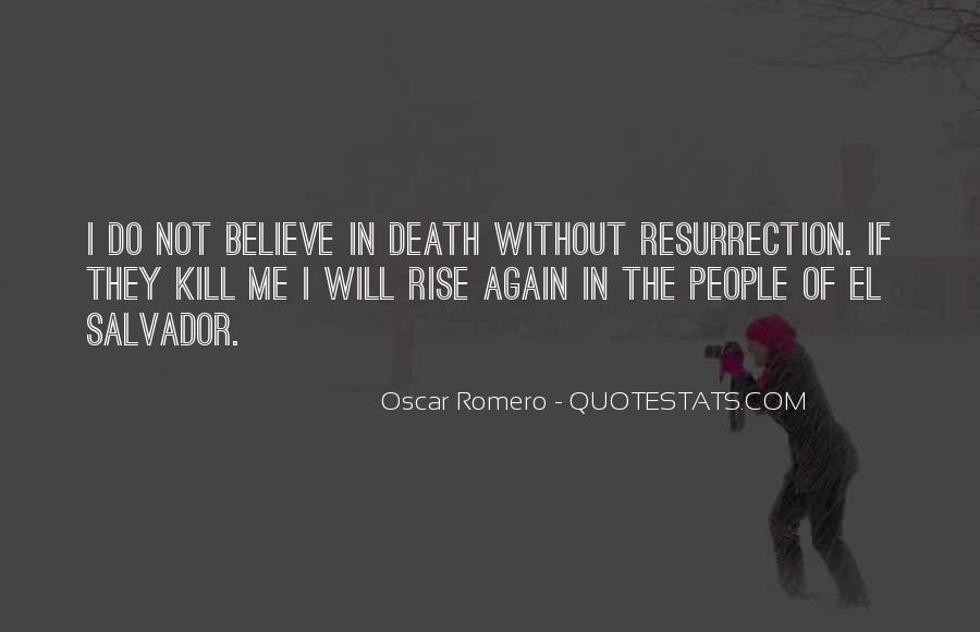 I Will Rise Again Quotes #47942