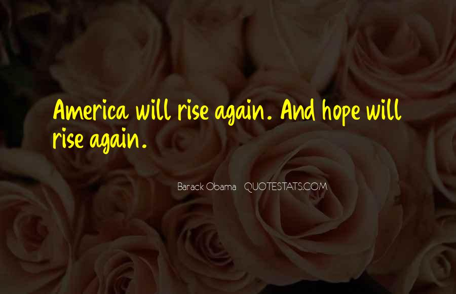 I Will Rise Again Quotes #495473