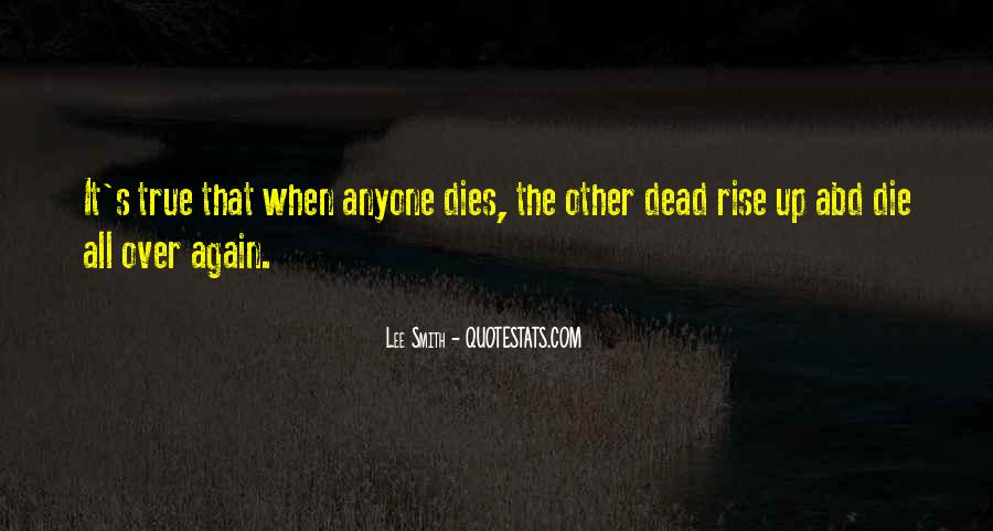 I Will Rise Again Quotes #498281