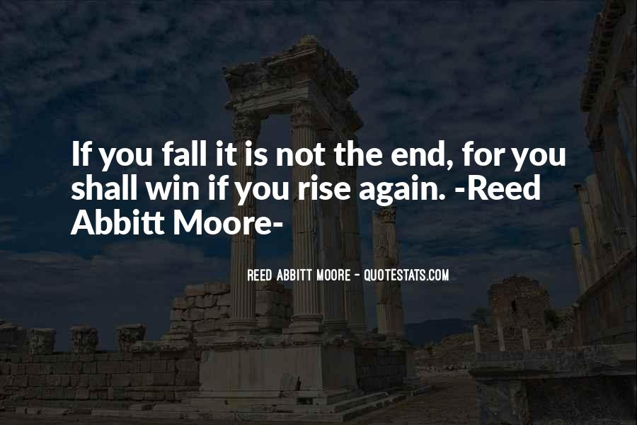 I Will Rise Again Quotes #54510