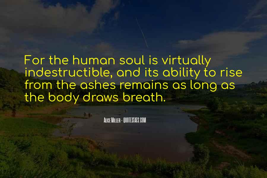 I Will Rise From The Ashes Quotes #851055