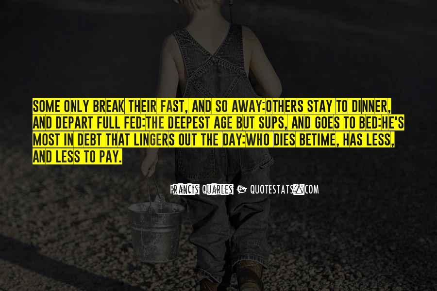 I Will Stay Away From You Quotes #125439