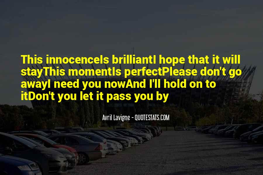 I Will Stay Away From You Quotes #48673