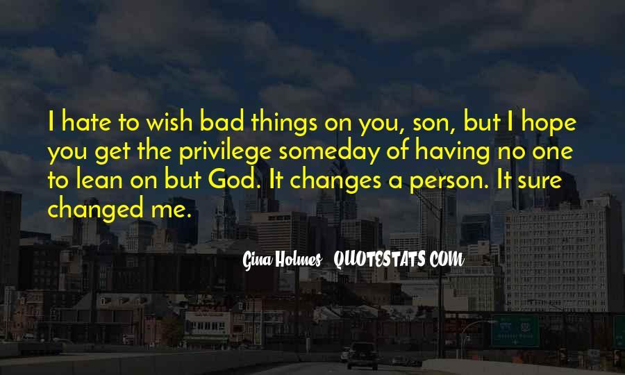 I Wish Someday Quotes #167024