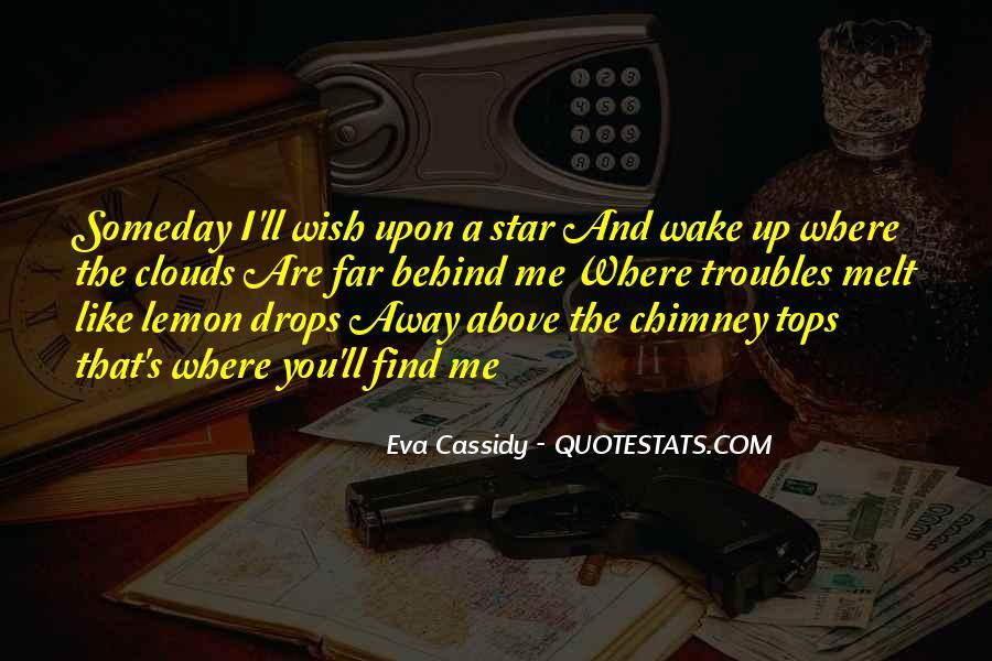 I Wish Someday Quotes #257080