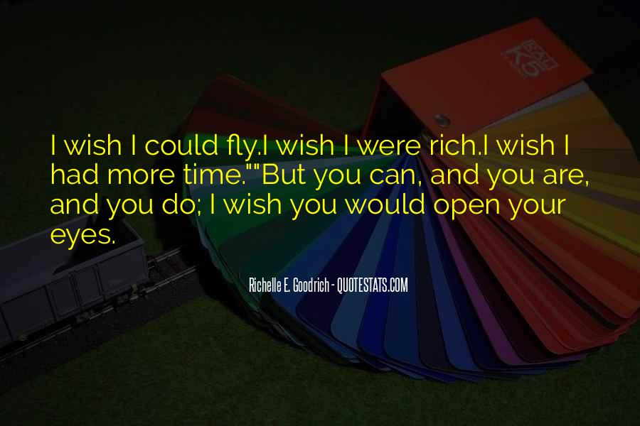 I Wish You Could Quotes #105003