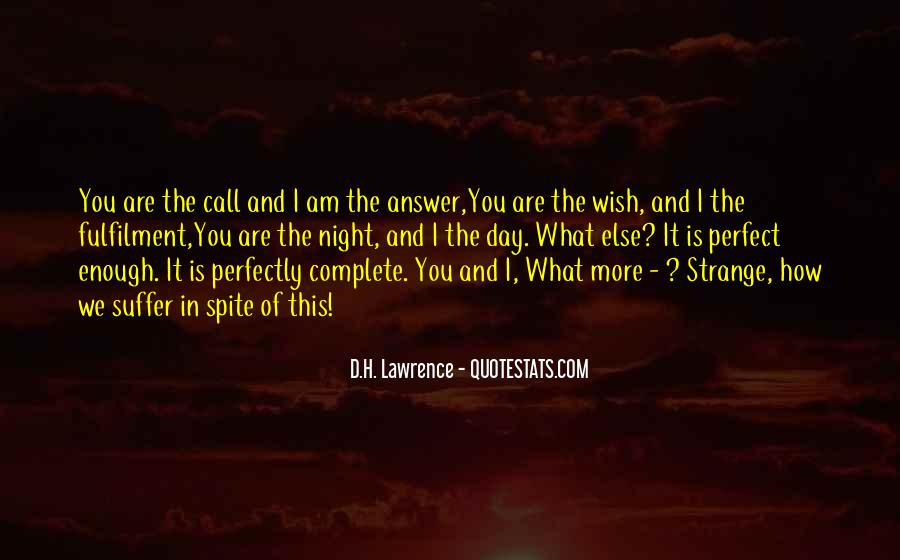 I Wish You Enough Quotes #1873882