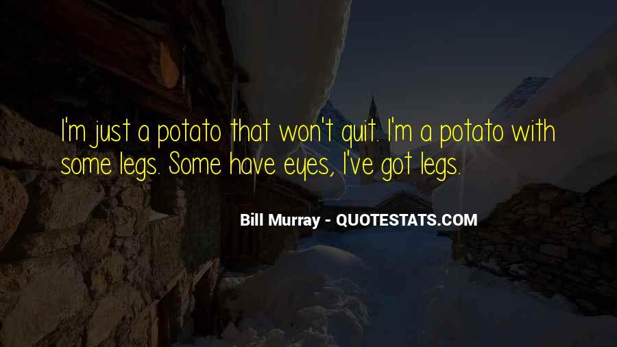 I Won't Quit Quotes #283621