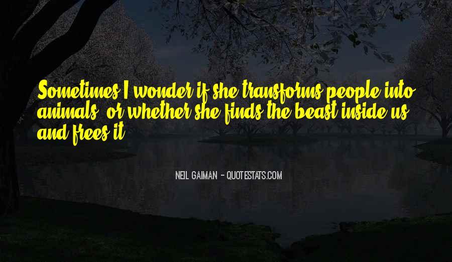 I Wonder If She Quotes #1139605