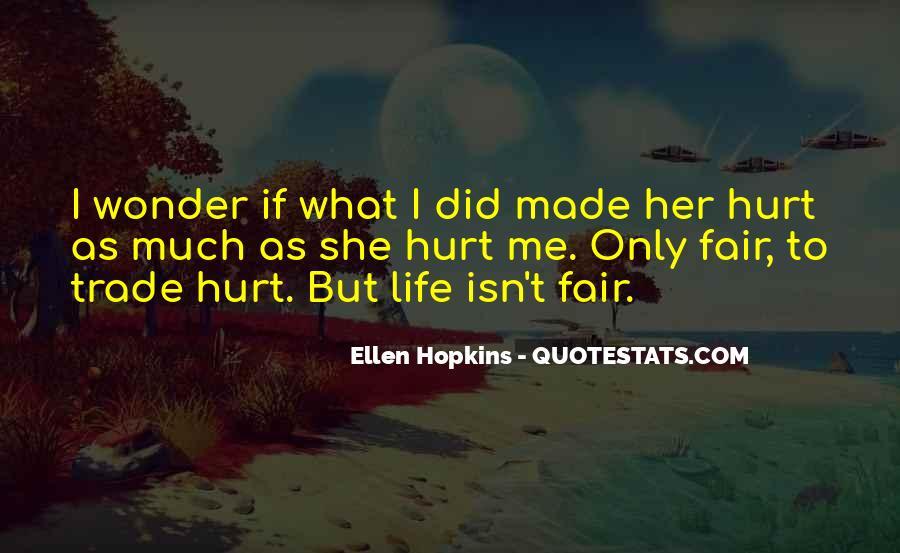 I Wonder If She Quotes #1257539