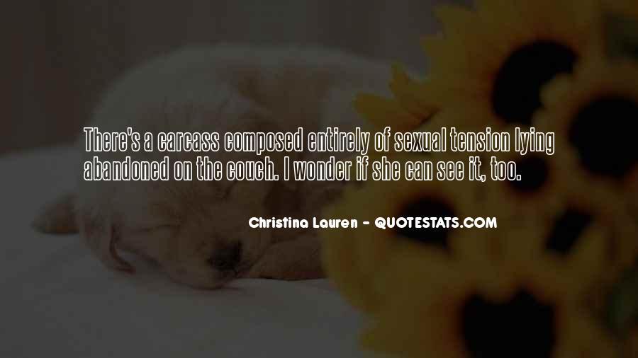 I Wonder If She Quotes #1453258