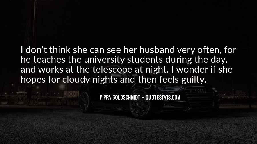 I Wonder If She Quotes #1472174