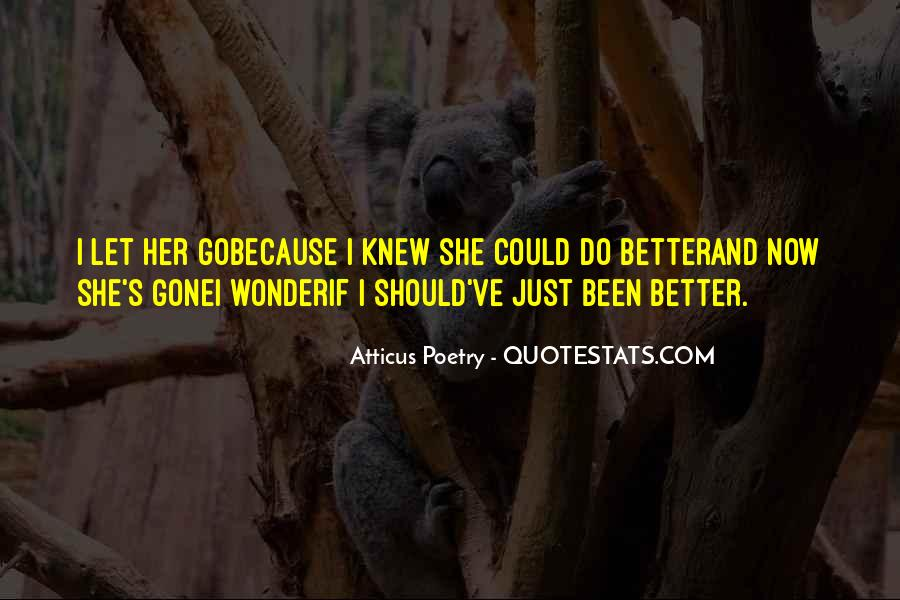 I Wonder If She Quotes #1585265