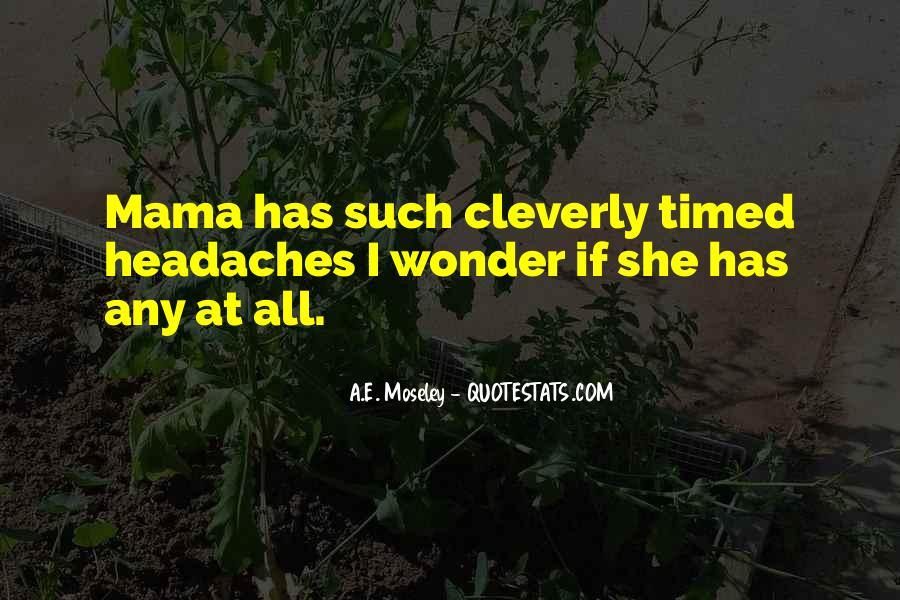 I Wonder If She Quotes #1605539