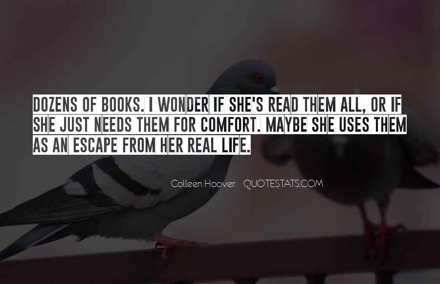 I Wonder If She Quotes #1613460