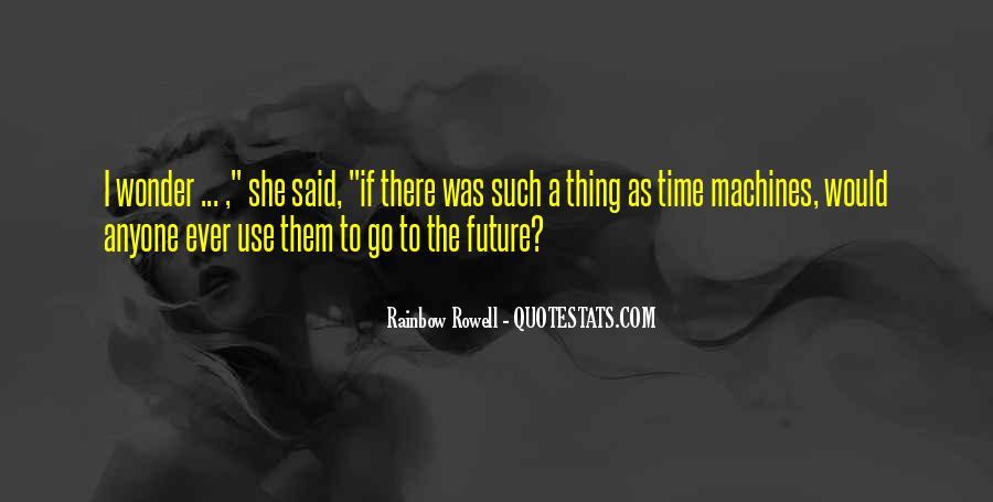I Wonder If She Quotes #1735175
