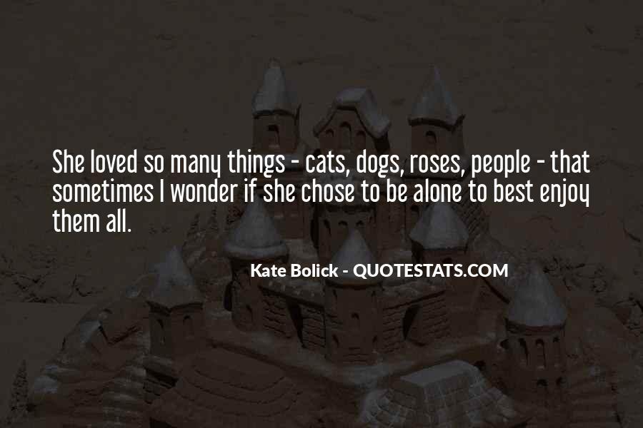 I Wonder If She Quotes #1752286