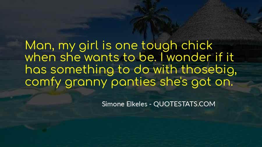 I Wonder If She Quotes #178081