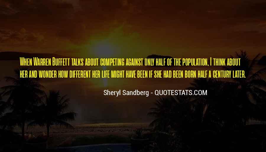 I Wonder If She Quotes #428415