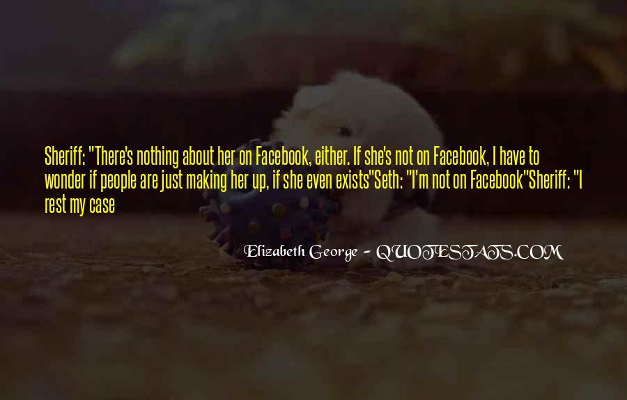 I Wonder If She Quotes #496487