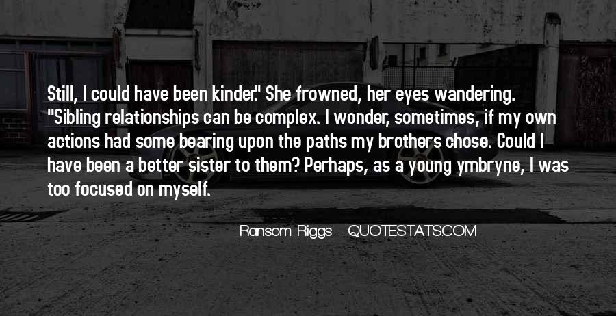 I Wonder If She Quotes #538038