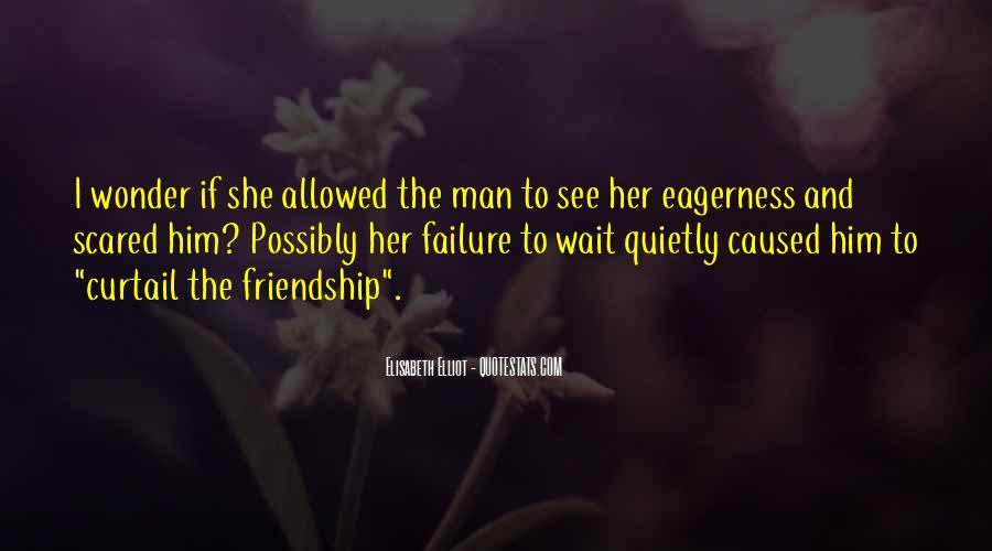 I Wonder If She Quotes #563207