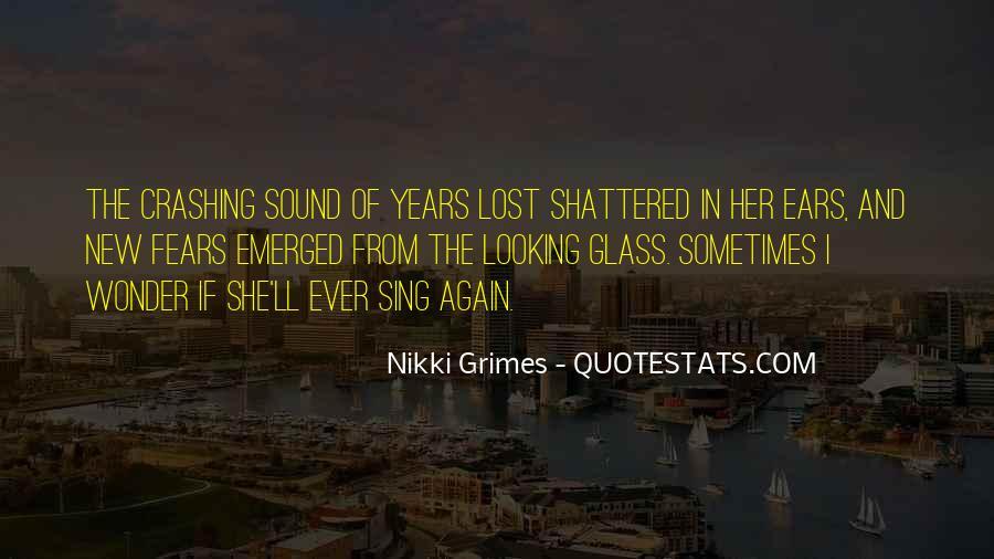 I Wonder If She Quotes #580919