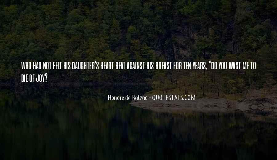 I Would Die For My Daughter Quotes #267532