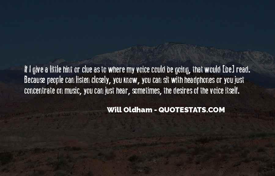 I Would If I Could Quotes #14059