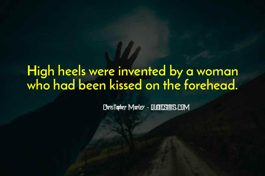 Quotes About Fashion And Heels #1196377
